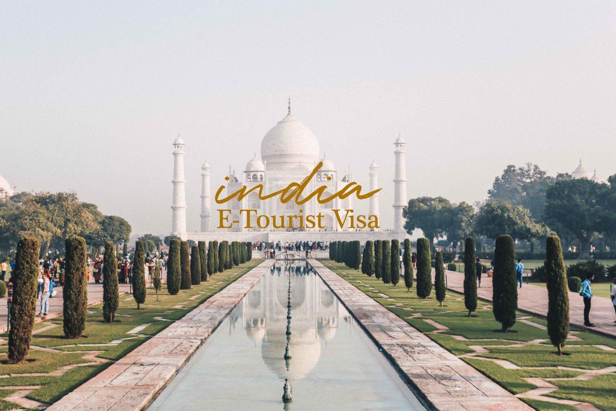 E-Tourist Visa India  | วีซ่าอินเดียออนไลน์ ลอกตามได้เลย ( อัพเดทล่าสุด 2019 )