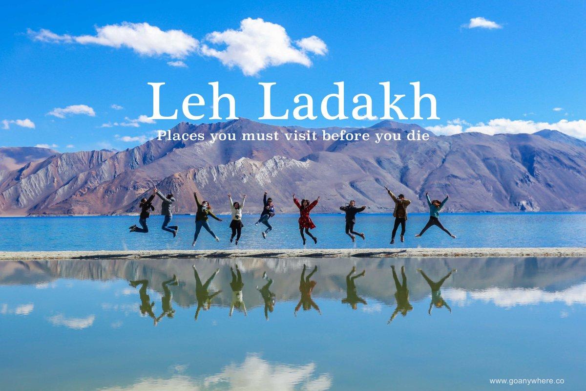 Backpack Leh Ladakh  | เลห์ ลาดักห์ ใบไม้เปลี่ยนสี