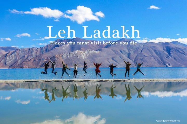 Backpack Leh Ladakh  | เลห์ ลาดักห์ใบไม้เปลี่ยนสี