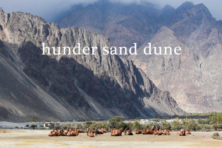 Leh Ladakh_hunser sand 1