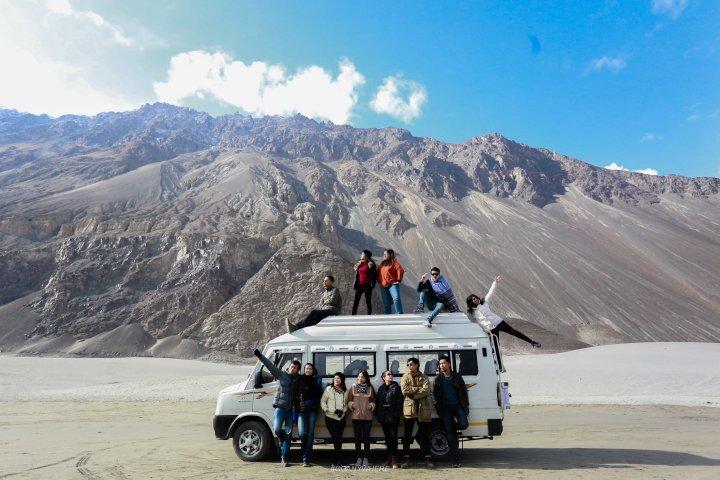 Leh Ladakh_hunser sand 5
