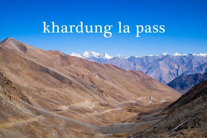 Leh Ladakh_khardungla 1