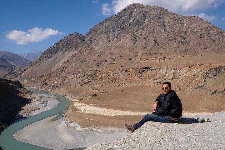 Leh Ladakh_Sangam 3