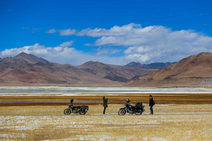 Leh Ladakh_tsokar lake 2