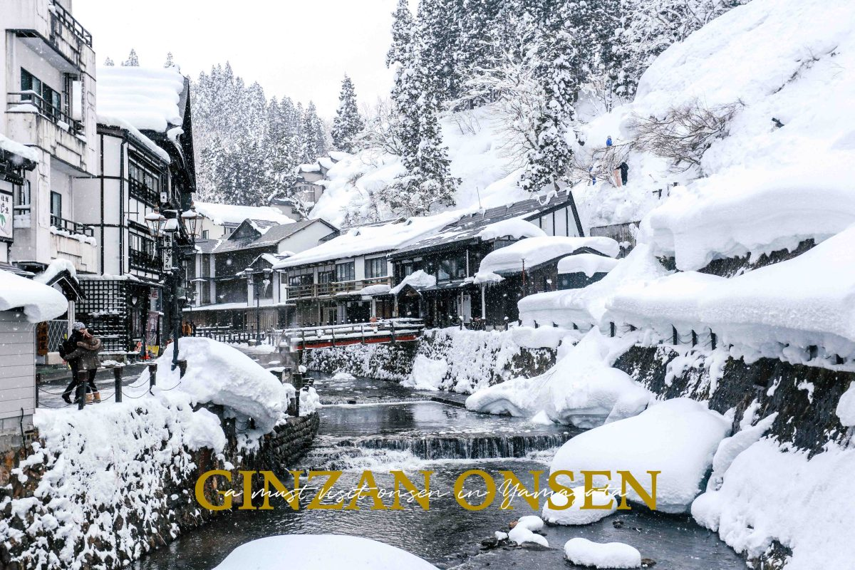 GINZAN ONSEN  | กินซังออนเซ็น หมู่บ้านญี่ปุ่นโบราณ ( โคตรโรแมนติก )