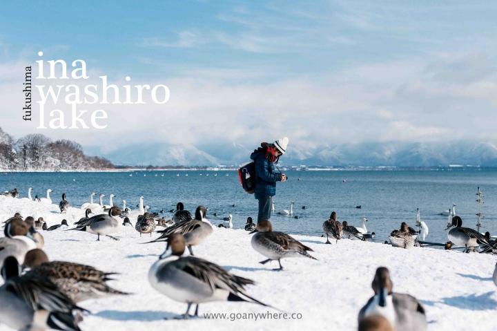 Inawashiro Lake | ทะเลสาบหงส์กระจกแห่งสวรรค์
