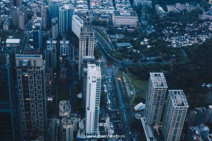 Taiwan-Taipe 101 tower_9611 2