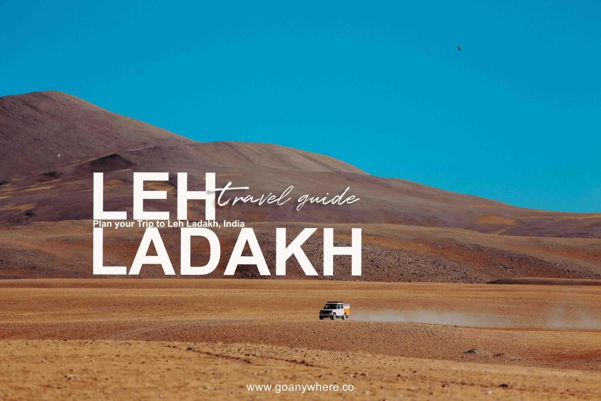 คู่มือเที่ยวเลห์ ลาดักห์  |Leh Ladakh Travel Guide