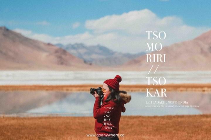 Tsomoriri  / Tsokar | ราชินีแห่งทะเลสาบ เลห์ลาดักห์