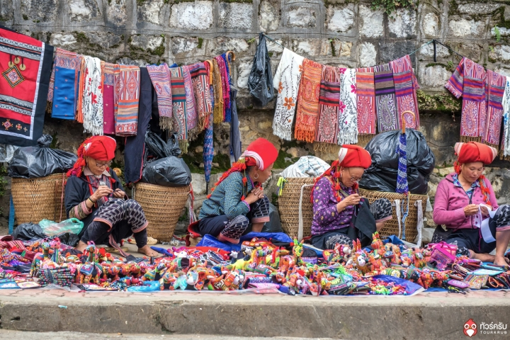 7. ตลาดซาปา (Sapa Market) - ทัวร์เวียดนามราคาถูก.jpg