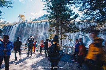 Jiuzhaigou - China-IMG_9491