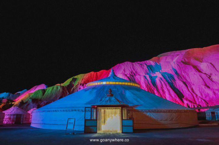 Bingou-rainbow mountain-zhangye-Xian-ซีอาน-จีน-ภูเขาสีรุ้ง-china-จางเย่-IMG_4281