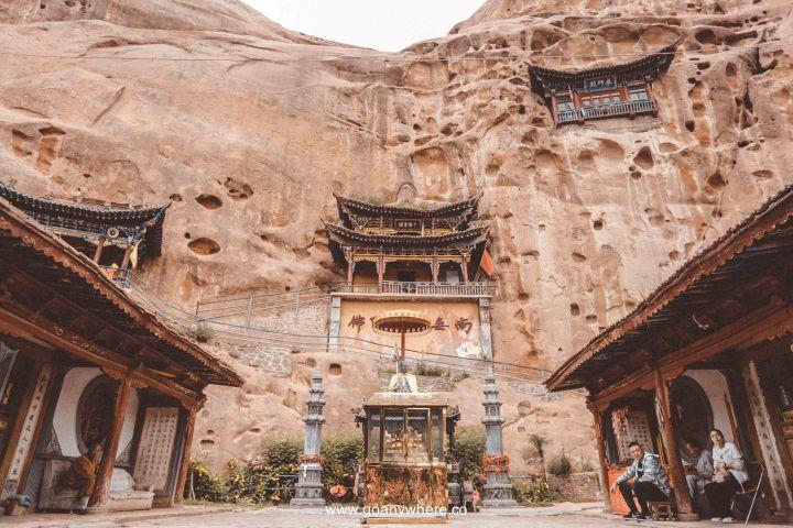 Bingou-rainbow mountain-zhangye-Xian-ซีอาน-จีน-ภูเขาสีรุ้ง-china-จางเย่-IMG_5898