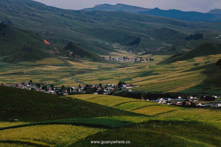 Bingou-rainbow mountain-zhangye-Xian-ซีอาน-จีน-ภูเขาสีรุ้ง-china-จางเย่-IMG_6181-2