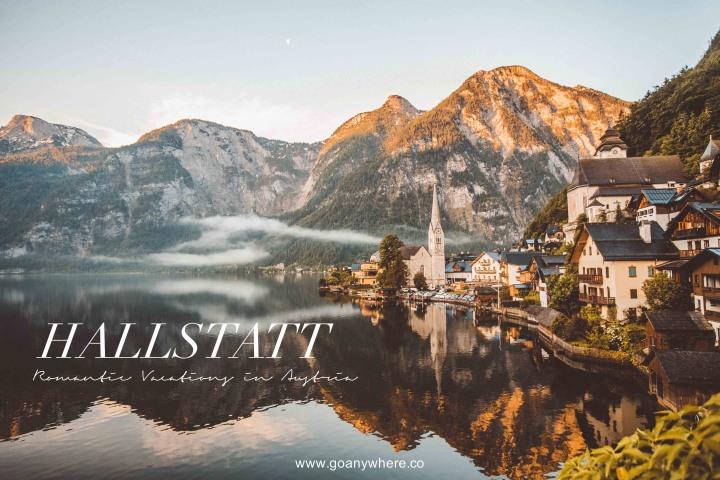 Hallstatt , Austria |เที่ยวฮัลล์สตัทท์ 24 ชั่วโมงแห่งหนึ่งล้านความสุข