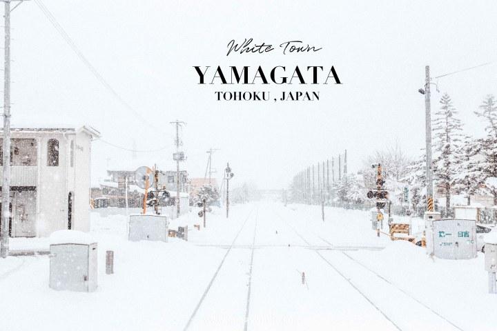 ญี่ปุ่นและหิมะแรกของชีวิต  | Yamagata,Tohoku