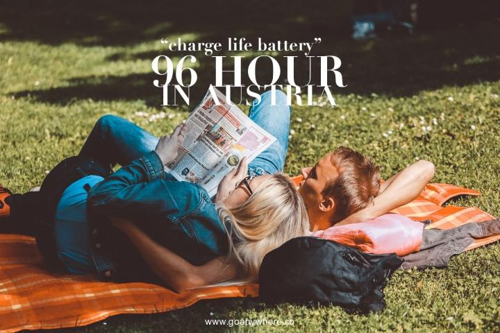 Austria | ออสเตรีย 96 ชั่วโมงแห่งหนึ่งล้านความสุข