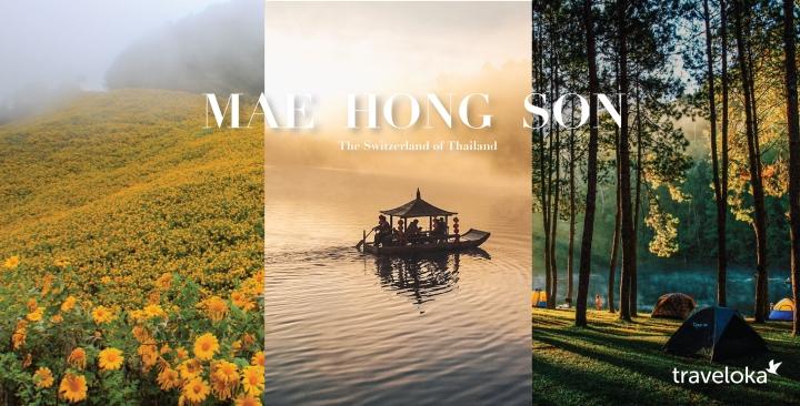 แม่ฮ่องสอน | พิกัดเที่ยวเมืองไทยเหมือนไปเมืองนอก